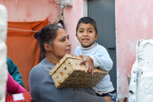 Albania 2015_Woman with small boy