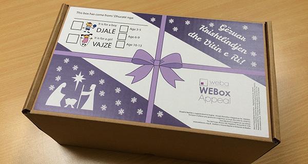 A ready-made WEBox