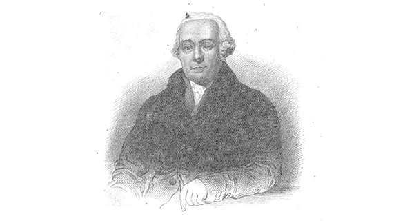 Portrait of William Fox