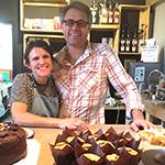 Beth and Gideon Viljoen
