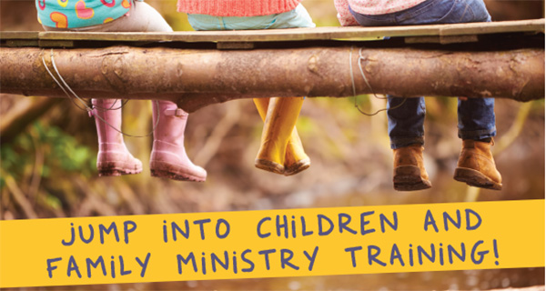 Jump into Children and Family Ministry Training