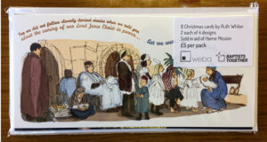 Clevedon card