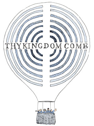 thy kingdom come balloon