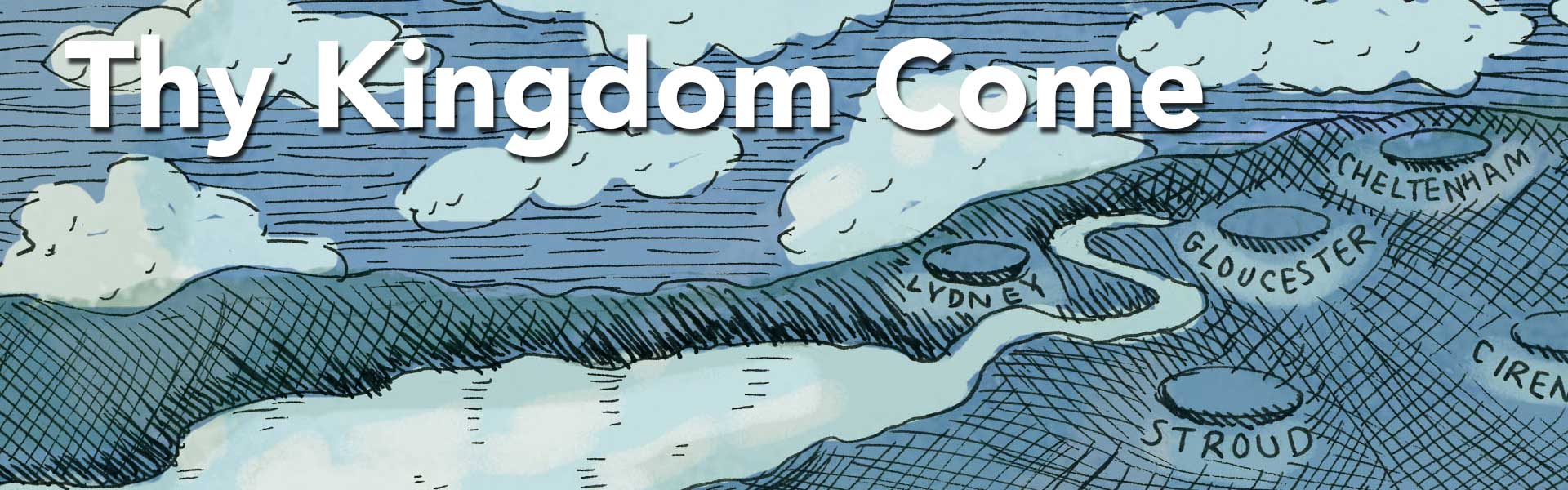 thy kingdom come with landscape