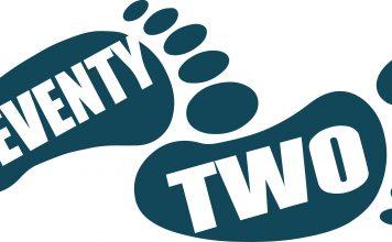Seventy-two logo
