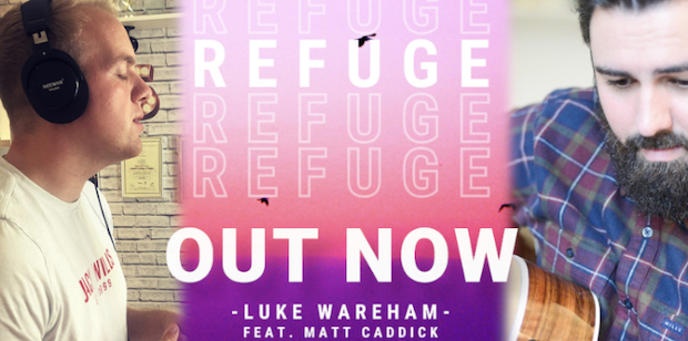 Refuge: A new single from local Worship Leader and Minister duo