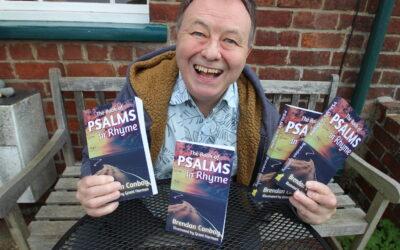 Brendan Conboy rewrites the Psalms in Rhyme